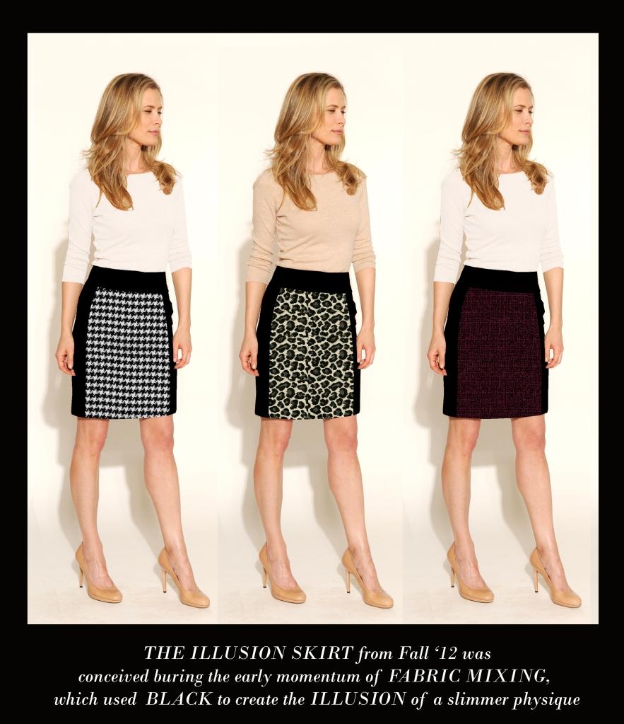 The Illusion Skirt